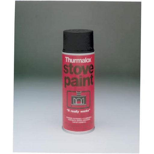 Thurmalox Black High Temp Stove Paint | 42100
