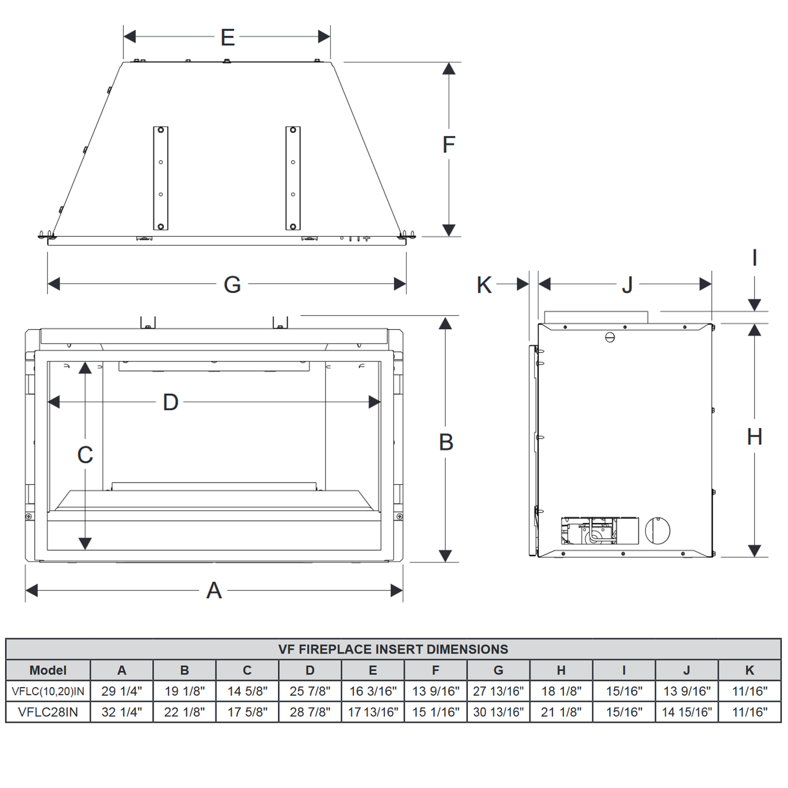 VFLC28 Technical Drawing 1