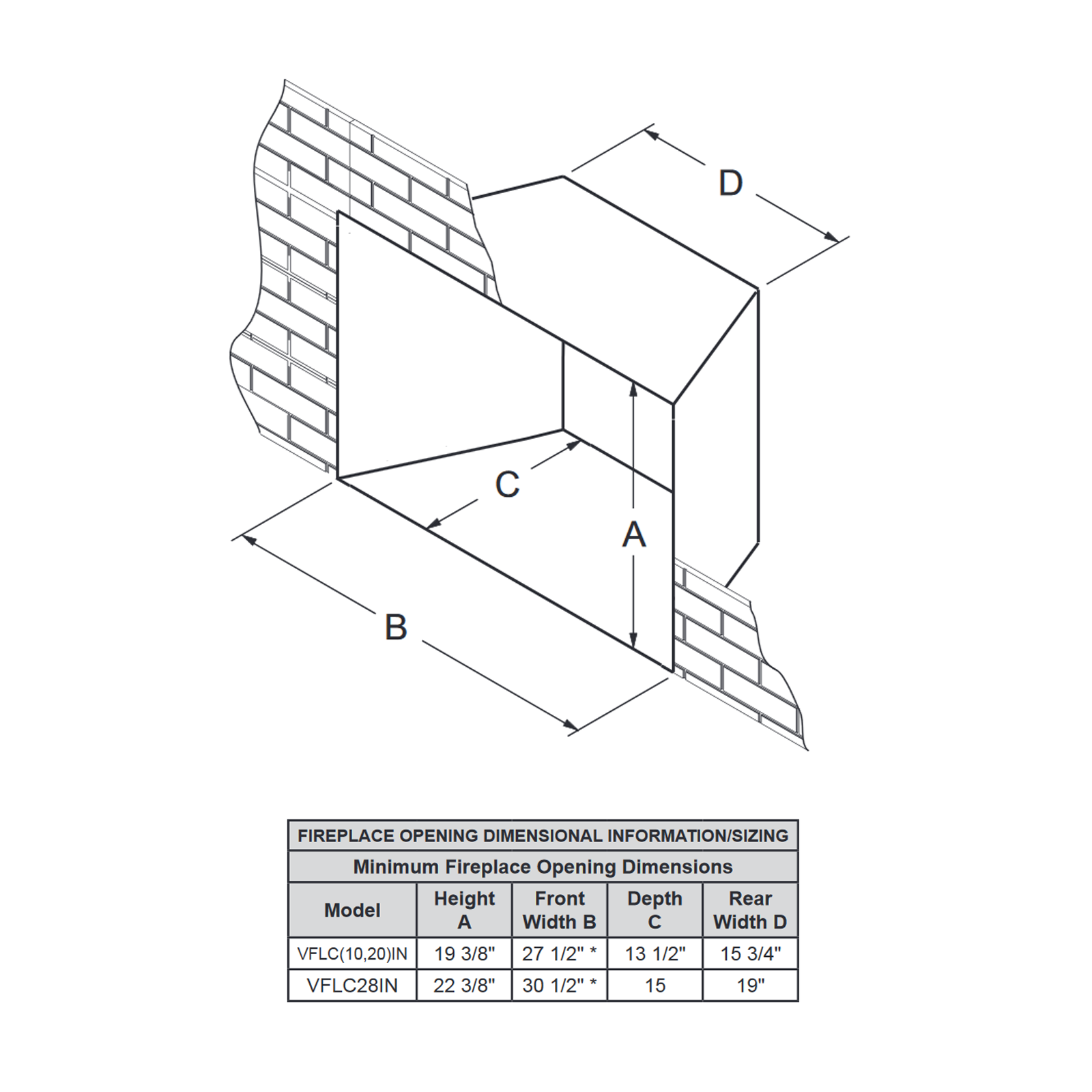 VFLC28 Technical Drawing 2