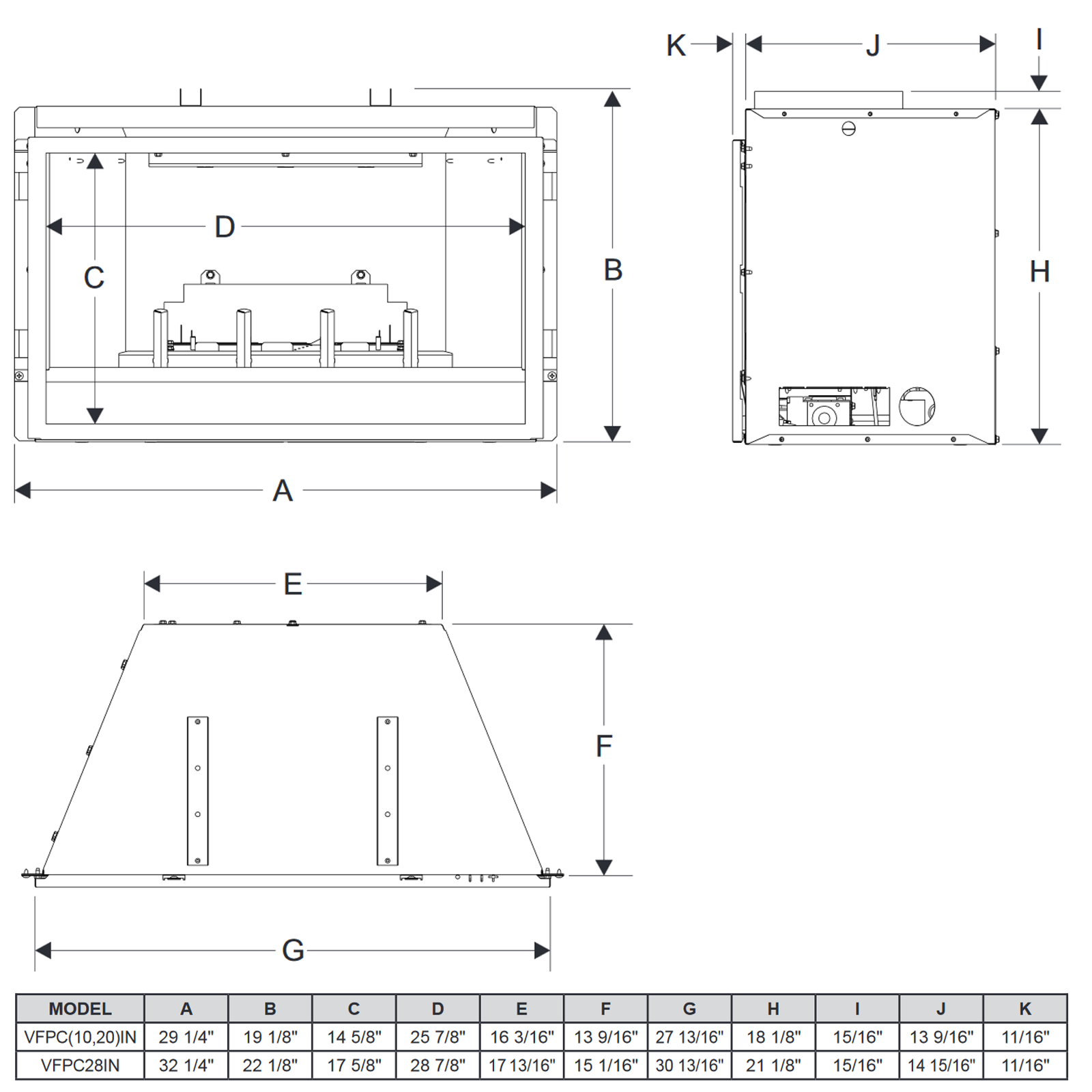 VFPC28 Technical Drawing 1