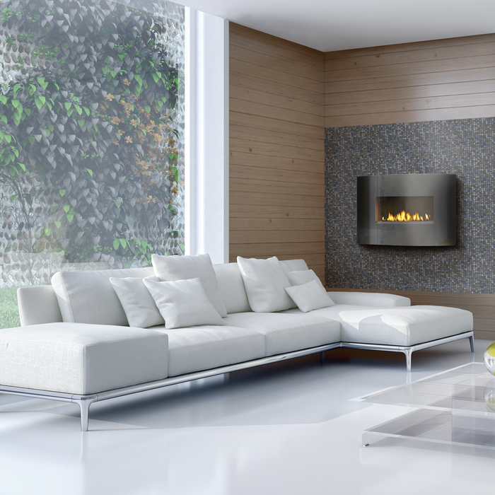 Napoleon Plazmafire 24 Vent Free Linear Gas Fireplace | WHVF24