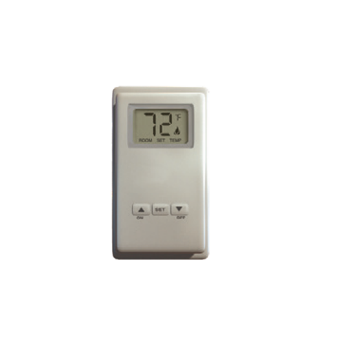 Superior Thermostat Wall Switch Remote Control | WS-S-TSTAT