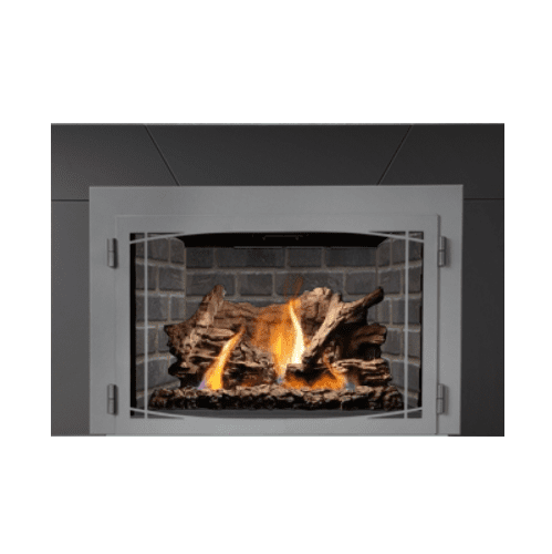 fireplace gas small idea beautifully insert smartness