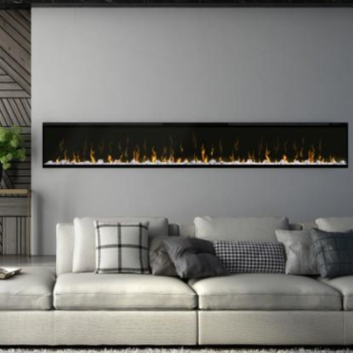 Dimplex IgniteXL 100 Inch Wall Mounted Electric Fireplace | XLF100 |
