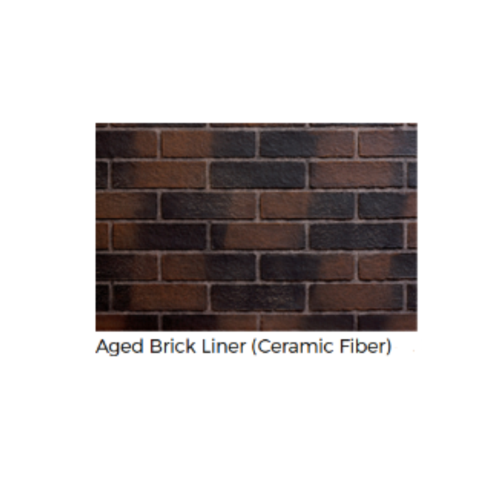 Empire Aged Brick Liner for Breckenridge Deluxe 42 | VBP42SA |