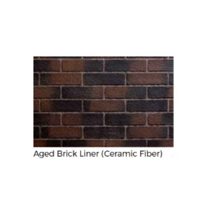Empire Aged Brick Liner | DVP3DA |