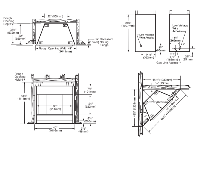ODGSR36 Technical Drawing Main