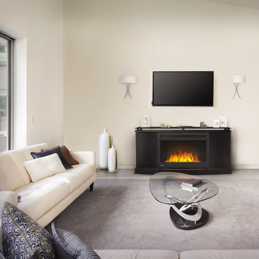 Napoleon The Anya Electric Fireplace and Mantel package | NEFP27-3116B