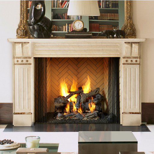 Majestic Ashland 50 Radiant Wood Fireplaces | ASH50