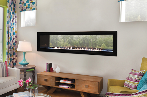 Empire Boulevard 60 Linear Vent Free SeeThru Gas Fireplace | VFLB60SP