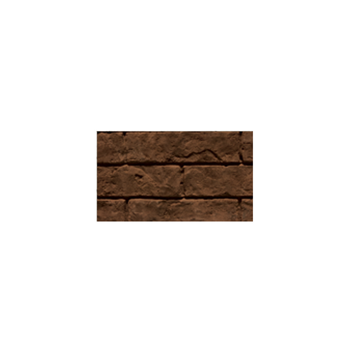 Superior Blended Brown Stacked Ceramic Liner | FLK35BB