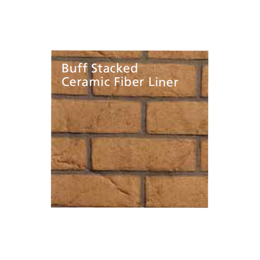 Superior Buff Brick Liner | MBLK-35ST