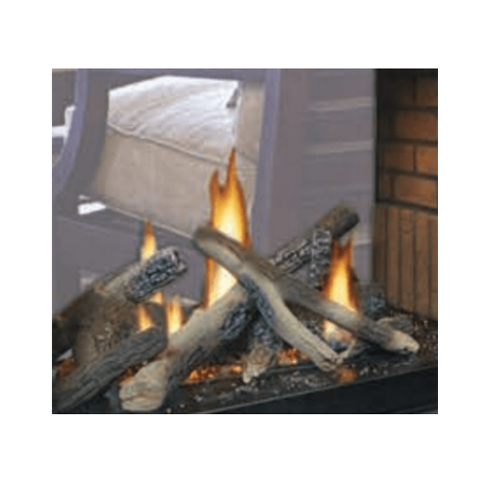 Empire Campfire Log Set for Multi-Sided | LSU24SPF |