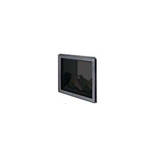 Superior Outdoor Window (Dark-Tinted) With Barrier | LSM40ST-ODKTSG