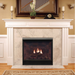 Empire Tahoe Deluxe 42 Clean Face Direct Vent Gas Fireplace | DVCD42FP