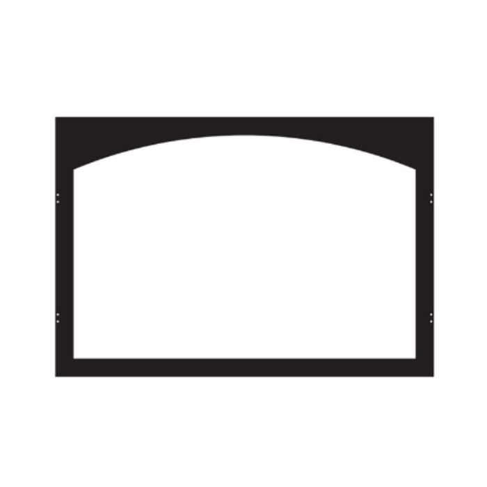 Empire Black Arch Door Frame for Breckenridge Premium 42 | VBY42TBL |