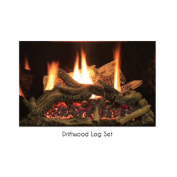 Empire Driftwood Ceramic Fiber Log Set | LS36DINF |