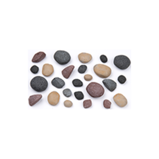 Superior 25 Piece Kit River Rock | RIVROCK-25PK