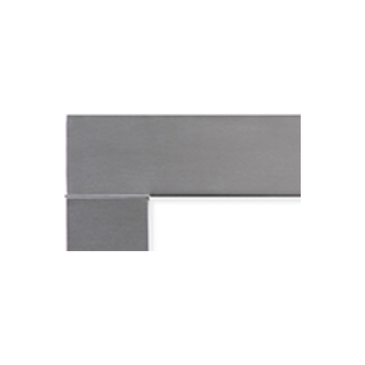 Superior Stainless Decorative Surround | DS-SS-RNCL35