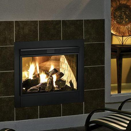 Majestic Twilight II In/Outdoor See Thru Gas Fireplace | TWILIGHT-II-C