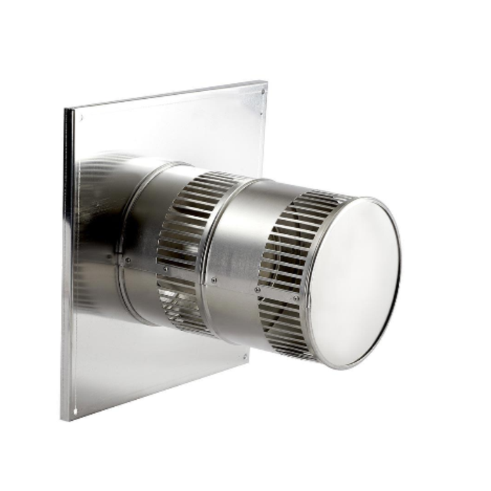 Napoleon GD-222R 4x7 Wolf Steel Direct Vent Termination | GD222R |