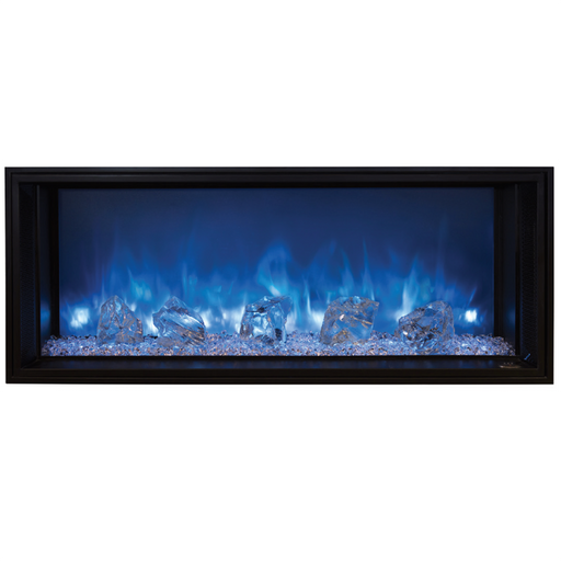 Modern Flames Glacier Crystal Diamond Acrylic | GC-40/15