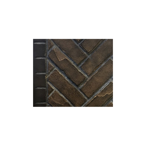 Majestic Herringbone Brick Refractory for Fortress 36 | ODFORTG36-IH