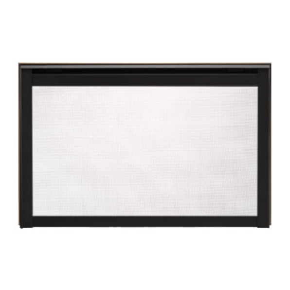 Majestic Ruby 30 Direct Vent Gas Insert | RUBY30