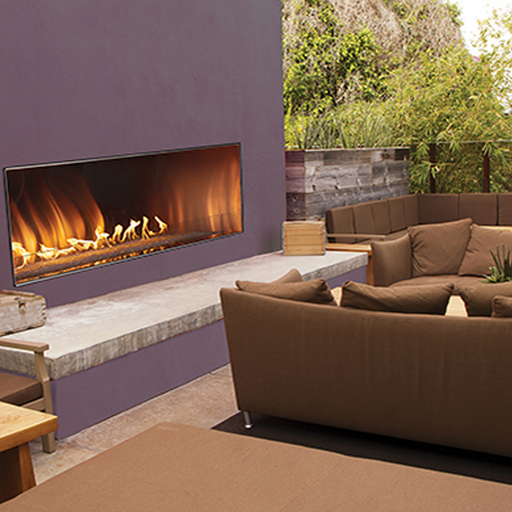 Empire Carol Rose Coastal Linear 60 Vf Outdoor Gas Fireplace Oll60fp North Country Fire