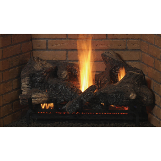 Superior Oak Log Set | Log-Oak-MDLX4045