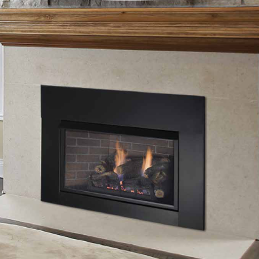 Monessen Solstice Vent- Free Traditional Insert Gas Fireplace | VFI33L