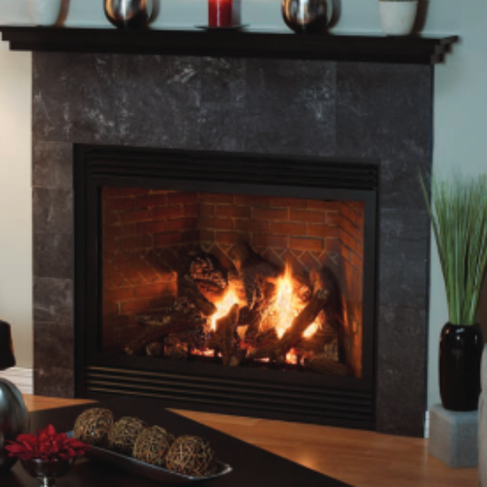 Empire Tahoe Luxury 36 Direct Vent Gas Fireplace | DVX36FP |
