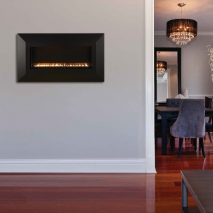 Empire Boulevard Slim 30 Linear Vent Free Gas Fireplace | VFSL30FP |