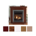 Empire Cherry Cabinet Mantel | EMF22C