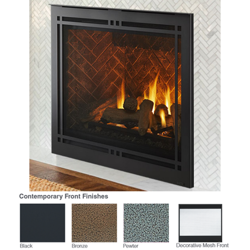 Majestic Decorative Black Mesh for Meridian 42 Series | DBM42BK