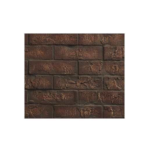Majestic Cottage Red Brick Interior Panel for Quartz 42 | BRICK42CR