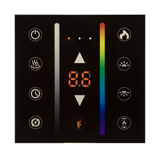 Modern Flames Thermostat & Full Wall Control | TH-WTC/LP