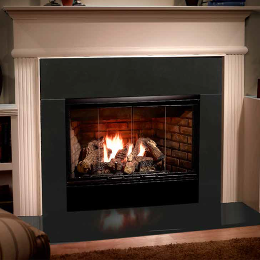 Majestic Reveal 42 B Vent Gas Fireplace Rbv4842 North Country Fire