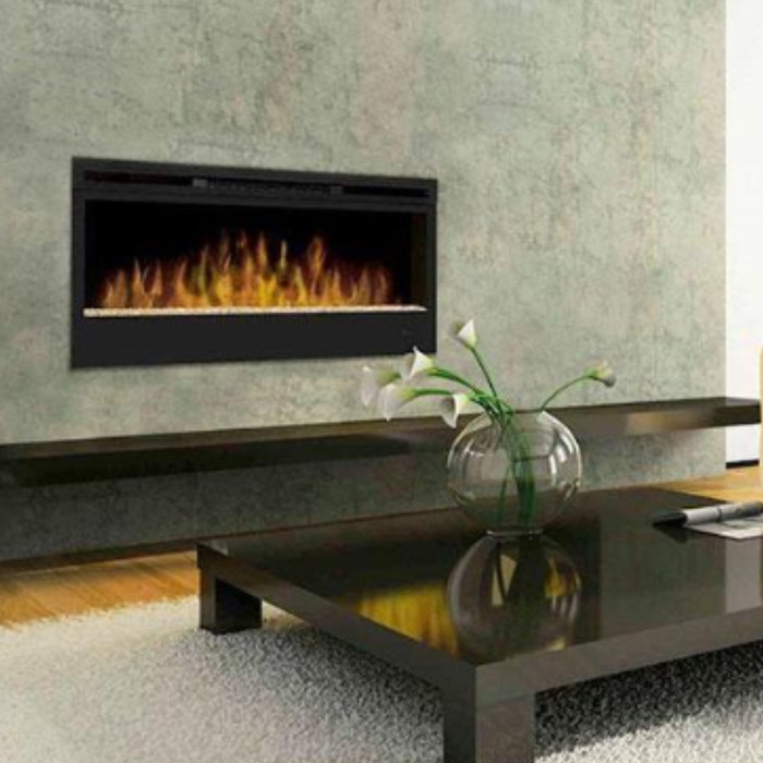 Dimplex Synergy 50 Inch Wall Mounted Electric Fireplace | BLF50 |