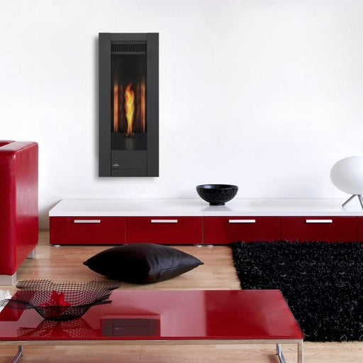Napoleon Indoor Torch GT8 Direct Vent Gas Fireplace | GT8NSB