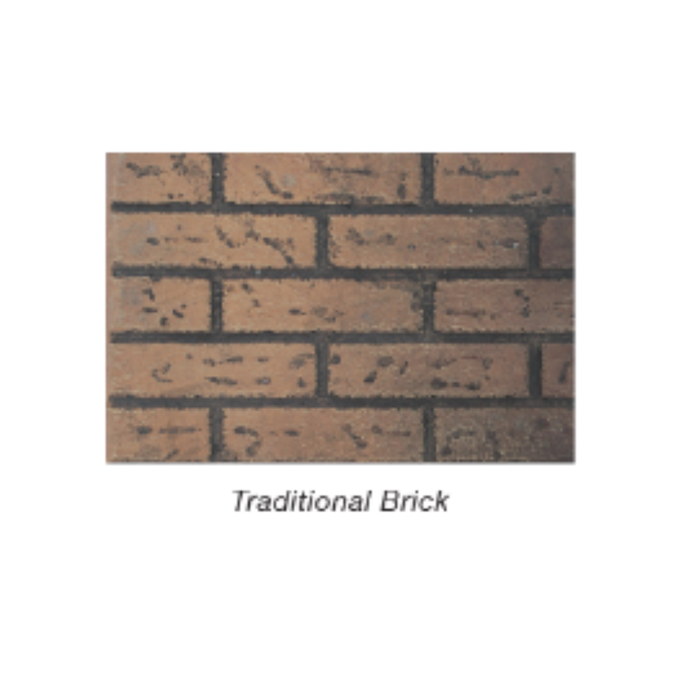 Empire Traditional Brick Liner | DVP26DF |