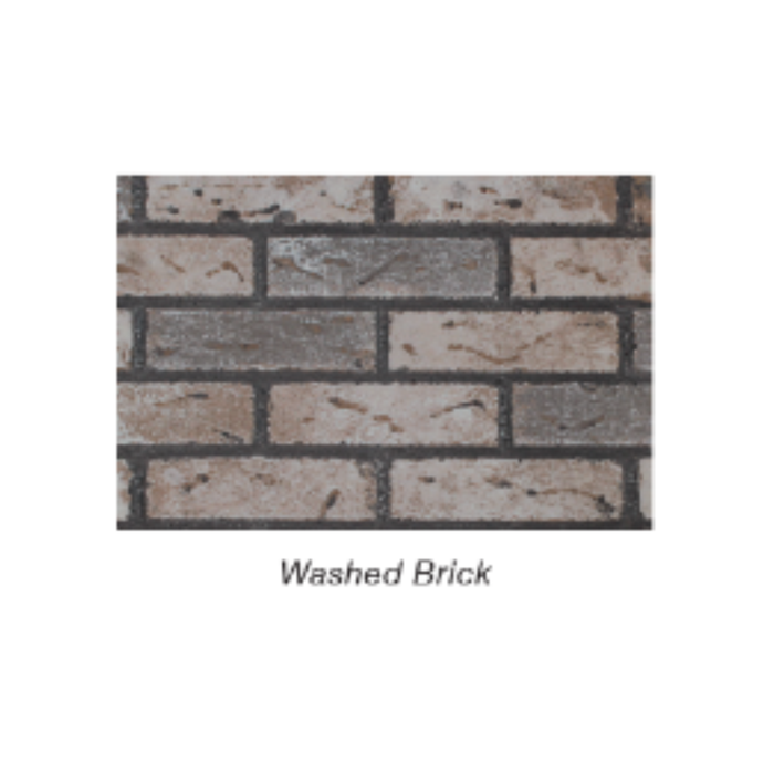 Empire Washed Brick Liner | DVP26BW |