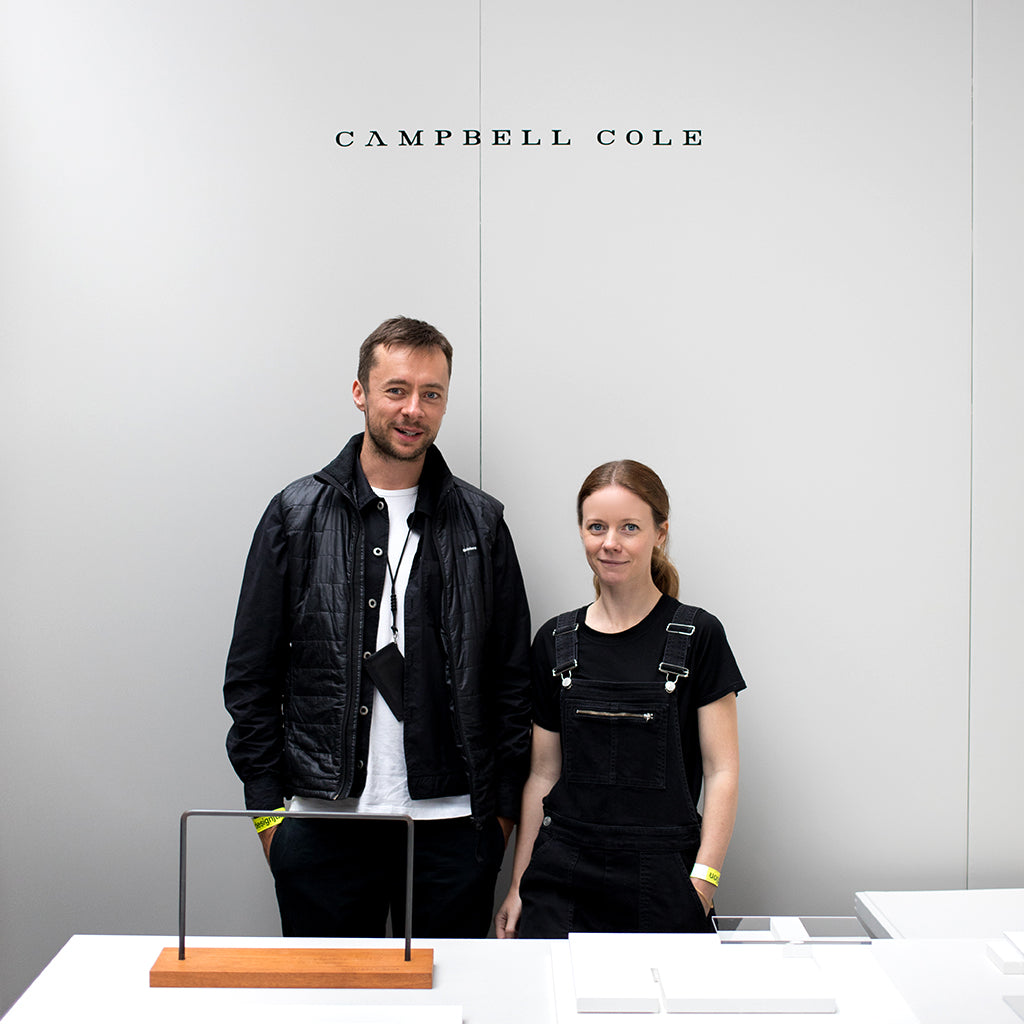 Ian Campbell Cole and Felicity Baggett designjunction 2017