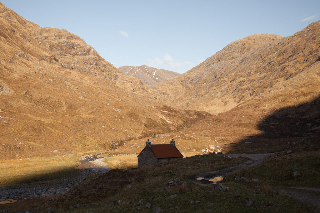 Campbell Cole | Richard Gaston | Kintail | Scottish Highlands