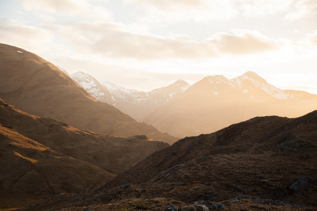 Richard Gaston | Photographer | Kintail | Scottish Highlands
