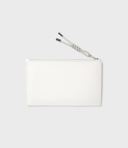 SIMPLE A6 POUCH - CHALK