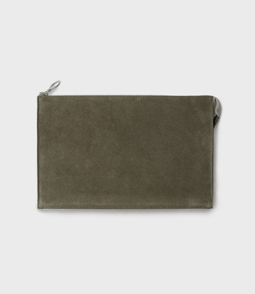 SIMPLE A5 POUCH - KHAKI