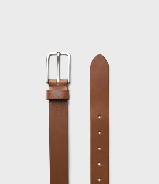 SIMPLE BELT - TAN
