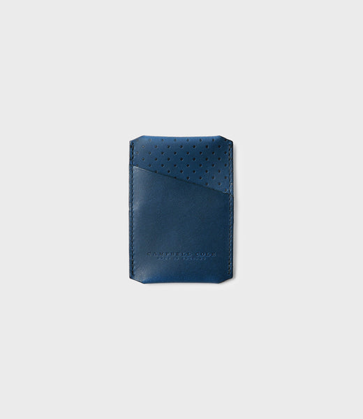SIMPLE CARD HOLDER - BLUE