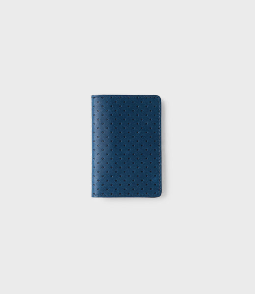 SIMPLE CARD WALLET - BLUE